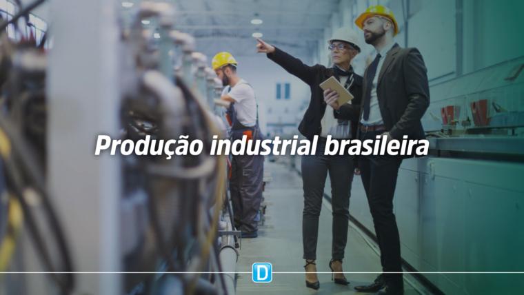 Produção industrial brasileira cresce 0,9% em janeiro