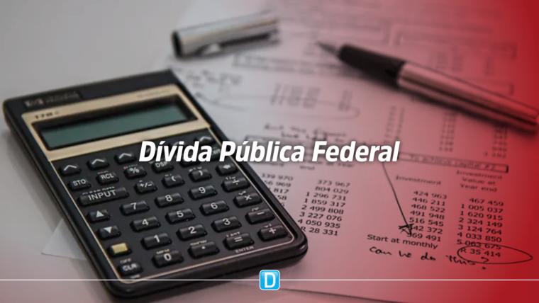 Dívida Pública Federal recua 0,45% em janeiro, com estoque em R$ 4,23 trilhões