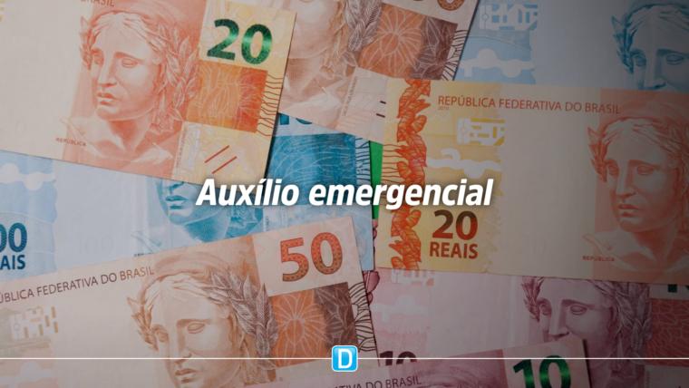 Câmara aprova auxílio de R$ 600 a trabalhadores durante crise da Covid-19