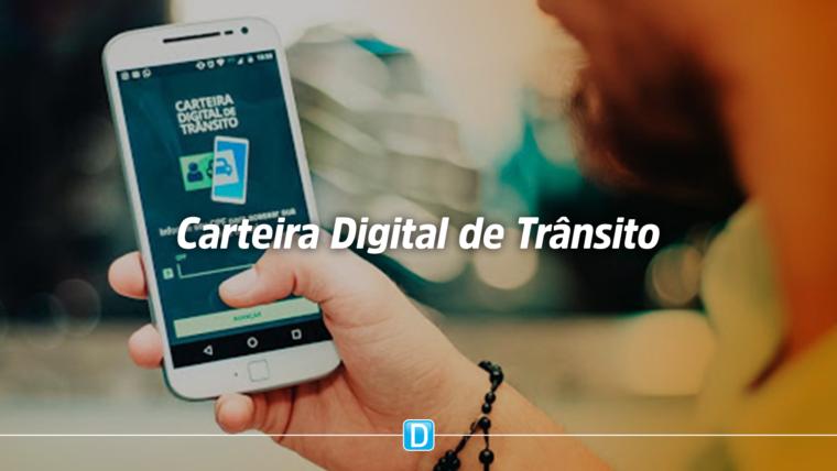 Ministério da Infraestrutura lança nova funcionalidade da Carteira Digital de Trânsito