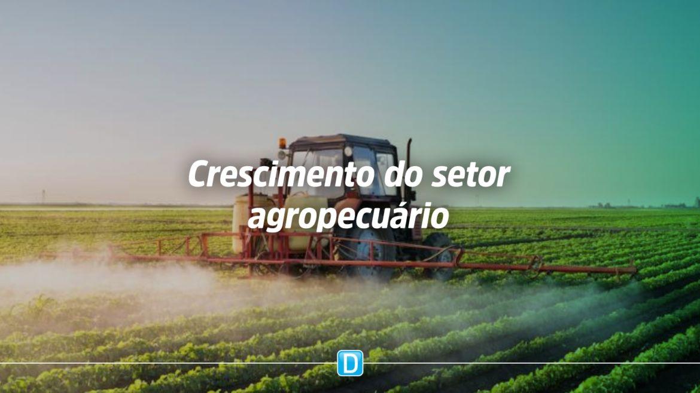 PIB do setor agropecuário cresceu 1,3% em 2019