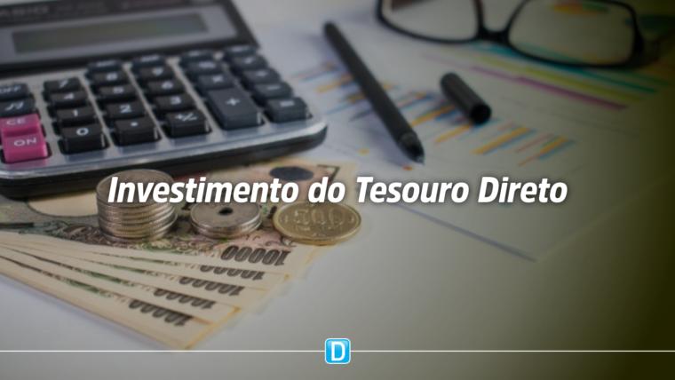 Operações de investimento do Tesouro Direto atingem 2,05 bilhões em janeiro