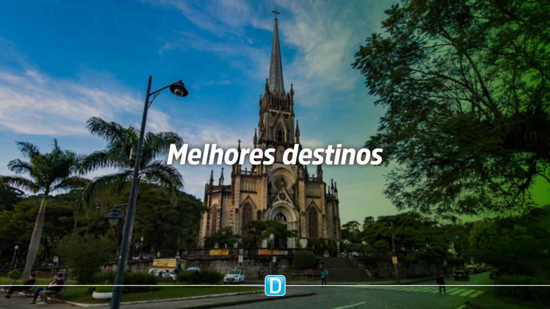 Destinos brasileiros estão entre os mais bem avaliados do mundo