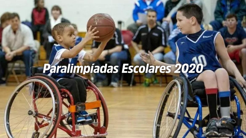 Comitê divulga regulamento das Paralimpíadas Escolares de 2020