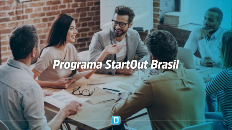 Programa StartOut Brasil seleciona vinte empresas para imersão em Nova Iorque