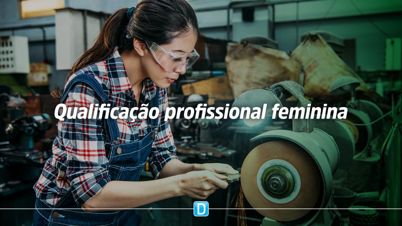 MEC oferece 5,4 mil vagas em cursos profissionais para mulheres em situação de vulnerabilidade