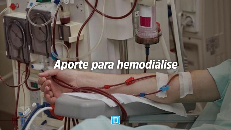 R$ 37 milhões a mais para tratamento de pacientes de hemodiálise