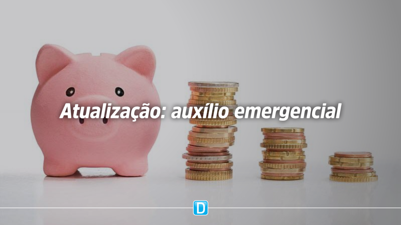 Auxílio emergencial: Caixa diz que já pagou R$ 35,5 bilhões para 50 milhões de brasileiros