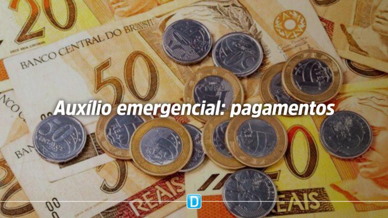 Auxílio emergencial: Caixa diz que já pagou R$ 16,3 bilhões para 24,2 milhões de brasileiros