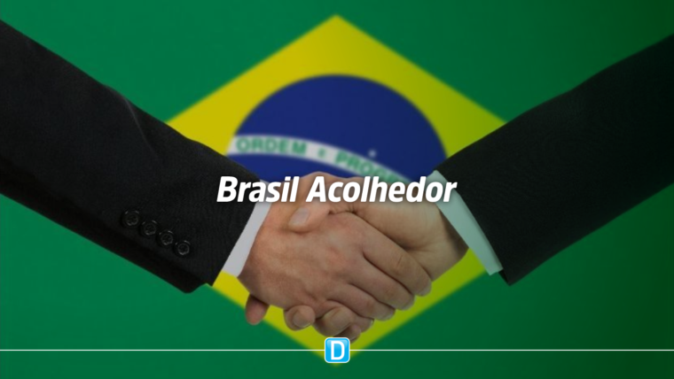 Governo Federal e sociedade civil lançam o projeto Brasil Acolhedor
