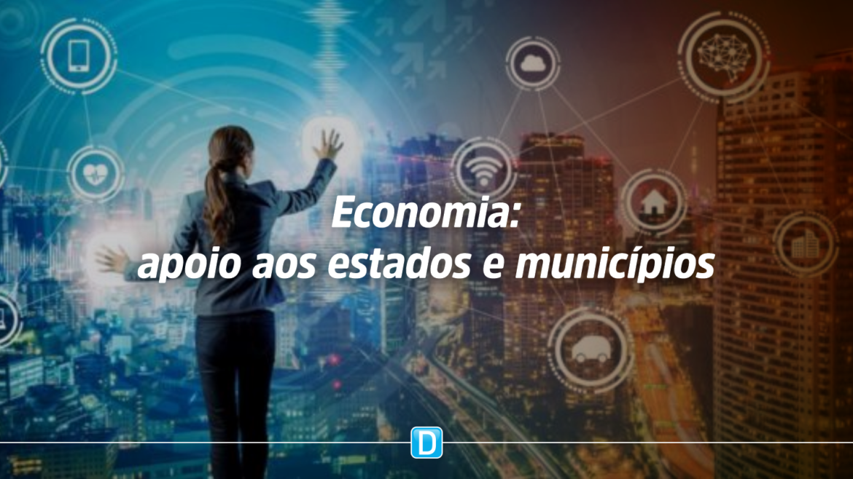Ministério da Economia apresenta proposta de ajuda a estados e municípios