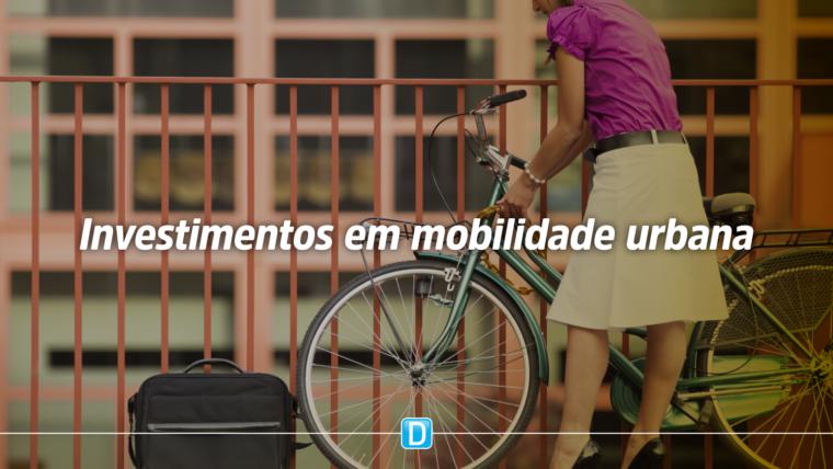 Municípios de sete estados terão R$ 295,8 milhões para investir em obras de mobilidade