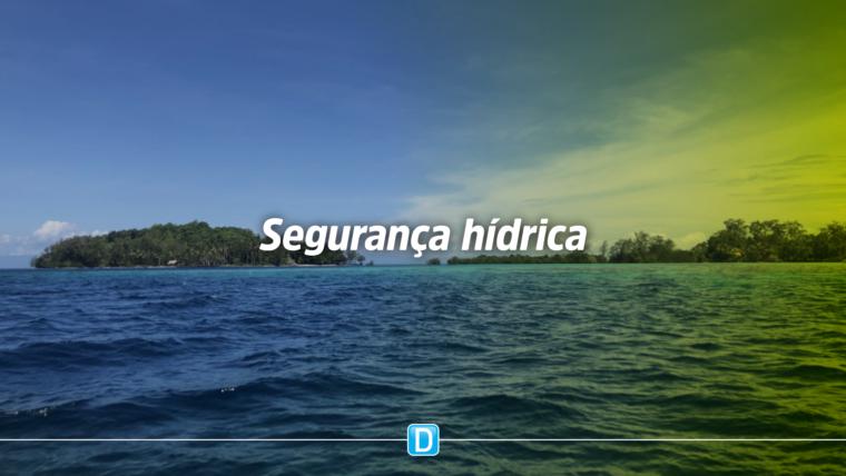 Ministério do Desenvolvimento Regional lidera as ações federais de segurança hídrica