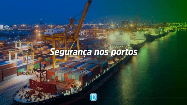 Governo lança recomendações para garantir segurança nos portos