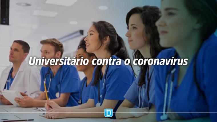 MEC autoriza universitários da área de saúde a atuarem no enfrentamento ao coronavírus