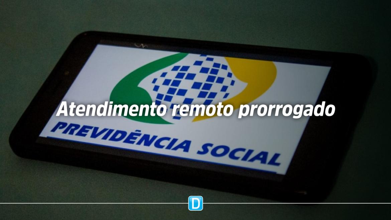 Portaria prorroga atendimento remoto nas Agências da Previdência Social até 19 de junho