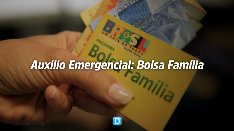 Portaria resguarda Auxílio Emergencial a integrantes do Bolsa Família