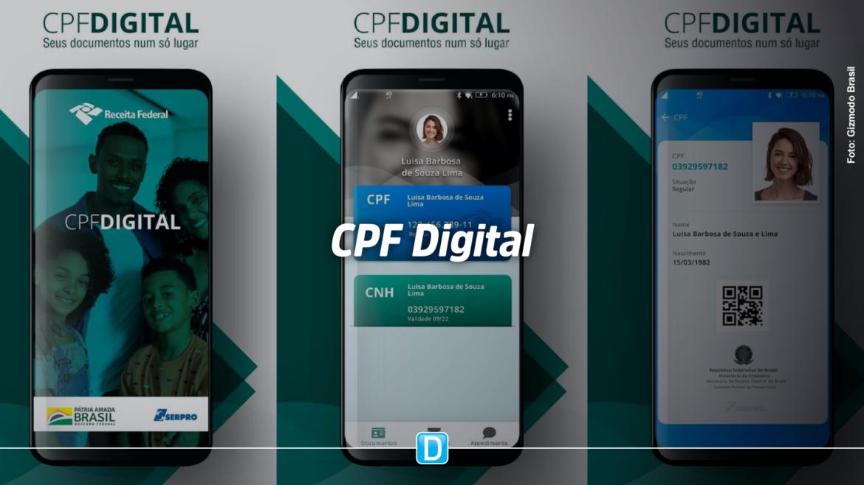 Receita Federal lança documento digital de CPF