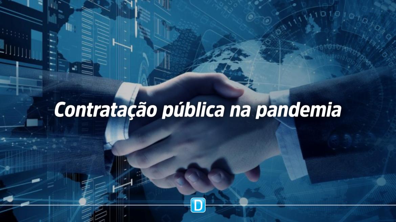 Regime Diferenciado poderá ser utilizado em todos os tipos de contratação durante a pandemia