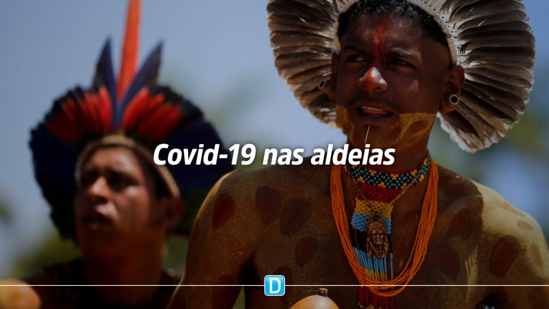 Cartilha da Funai mostra etapas a serem seguidas em casos de Covid-19 nas aldeias