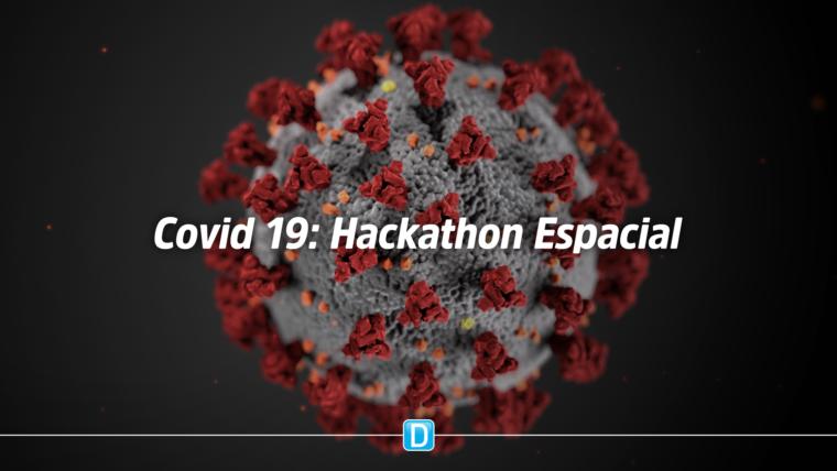 Projeto capaz de desinfetar estações espaciais vence competição sobre Covid-19