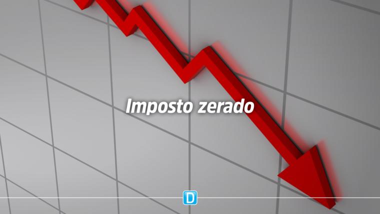 Governo Federal totaliza 509 produtos com Imposto de Importação zerado
