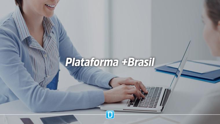 API +Brasil – Integração dos sistemas de compras à Plataforma +Brasil