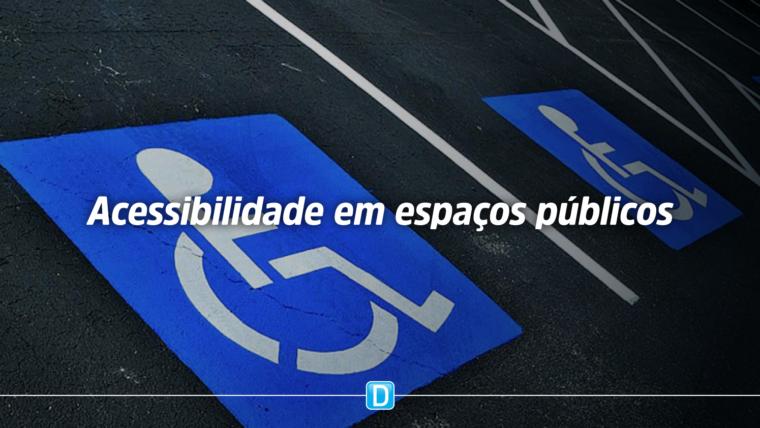 Ministério lança curso a distância sobre acessibilidade em espaços públicos