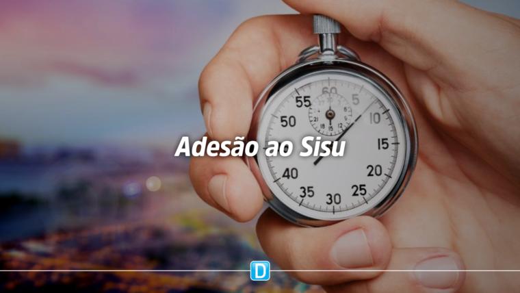 Instituições têm até hoje, 12 de junho, para concluir o processo de adesão ao Sisu
