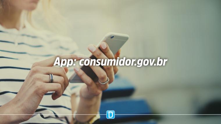 Consumidor.gov.br ganha atualização da sua versão para celular