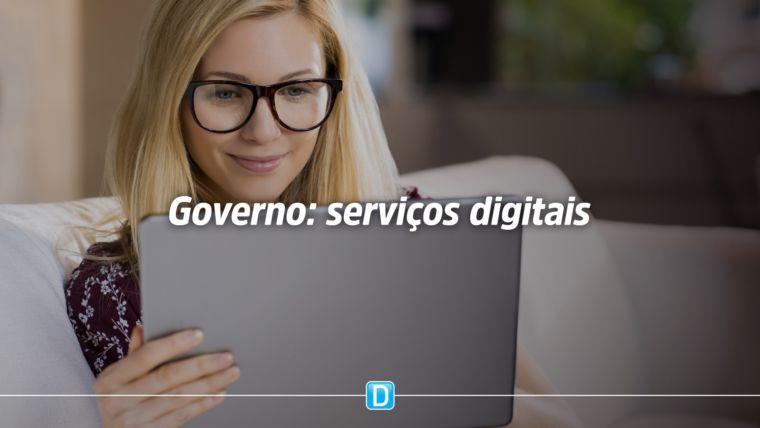 Governo ultrapassa 150 serviços transformados em digitais no período de pandemia