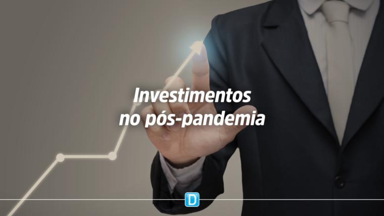 Ministro defende projetos para acelerar investimentos no pós-pandemia