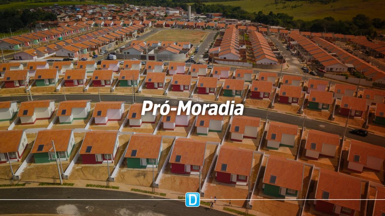 Pró-Moradia: poder público financiará projetos de urbanização e regularização fundiária com FGTS