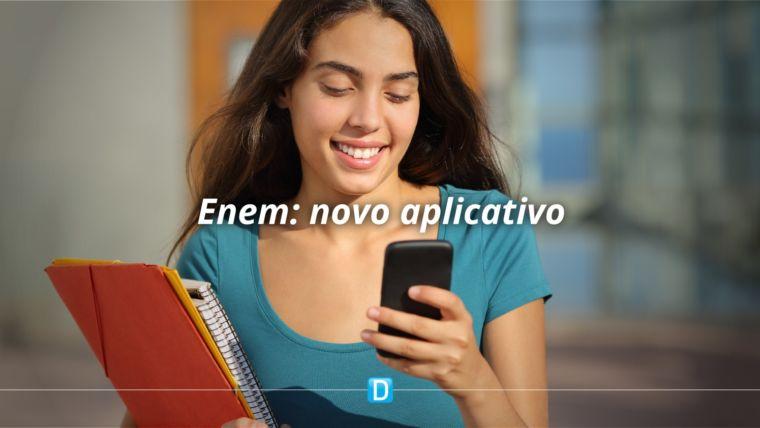 Novo aplicativo do Enem terá simulado para facilitar os estudos