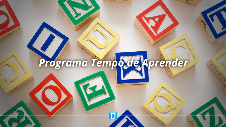 MEC prorroga prazo de adesão ao Programa Tempo de Aprender