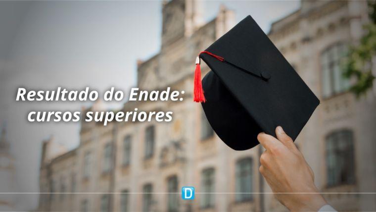 Classificação final dos cursos superiores de 2019 está disponível no Sistema Enade