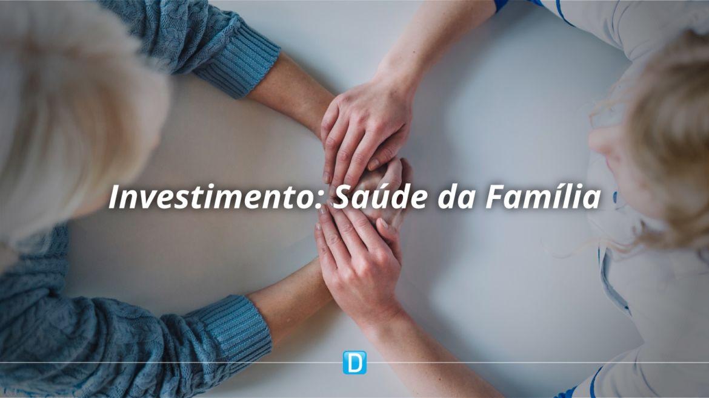 Saúde repassa R$ 2,4 milhões para formação profissional em saúde da família