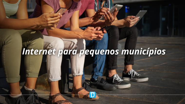 Acordo levará internet de banda larga a 350 municípios com menos de 30 mil habitantes