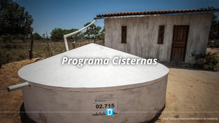 Portaria estabelece melhorias para a execução do Programa Cisternas