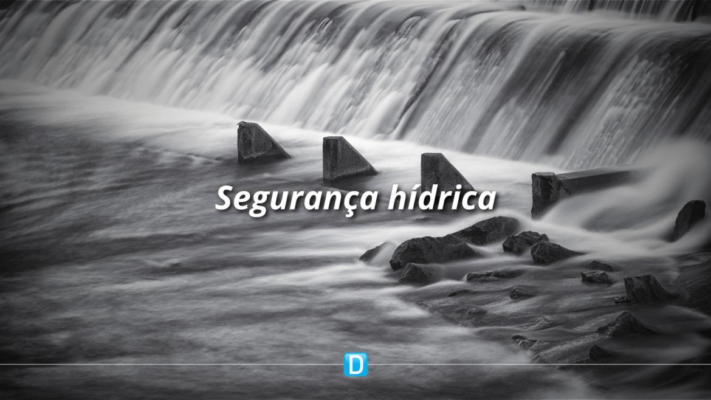 Quase metade das obras para a garantia de segurança hídrica no País já estão em andamento