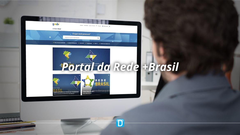 Lançamento Portal da Rede +Brasil