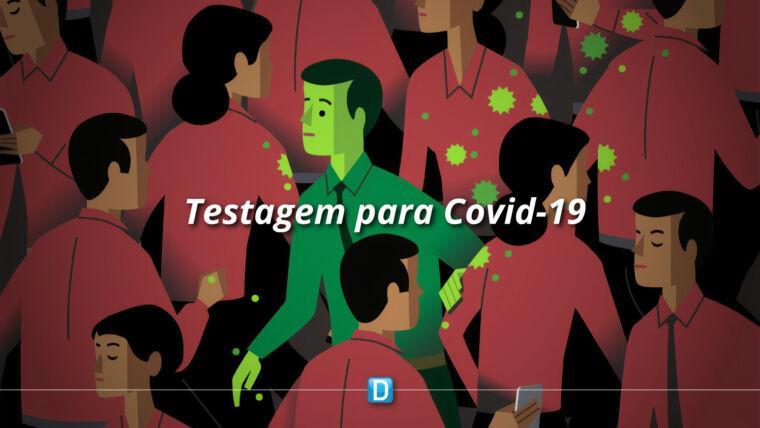 Ministério da Saúde amplia testagem para Covid-19 no Brasil