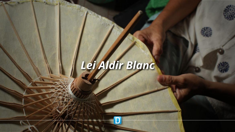 Governo regulamenta transferência de recursos da Lei Aldir Blanc