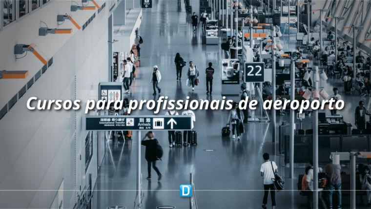 MInfra realiza curso para profissionais de aeroportos públicos regionais
