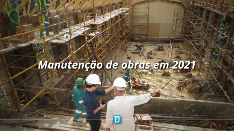 Infraestrutura terá recursos para manutenção de obras em 2021, afirma ministro
