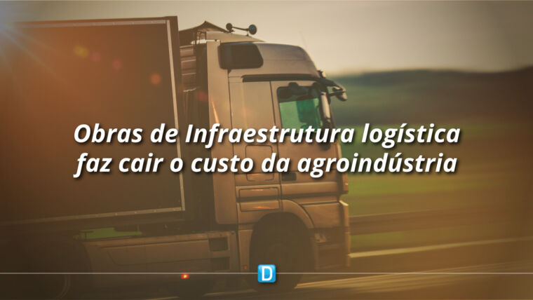 """Com obras de infraestrutura logística, Custo Brasil vai """"desabar"""" em cinco anos, diz ministro Tarcísio de Freitas em live com Tereza Cristina"""