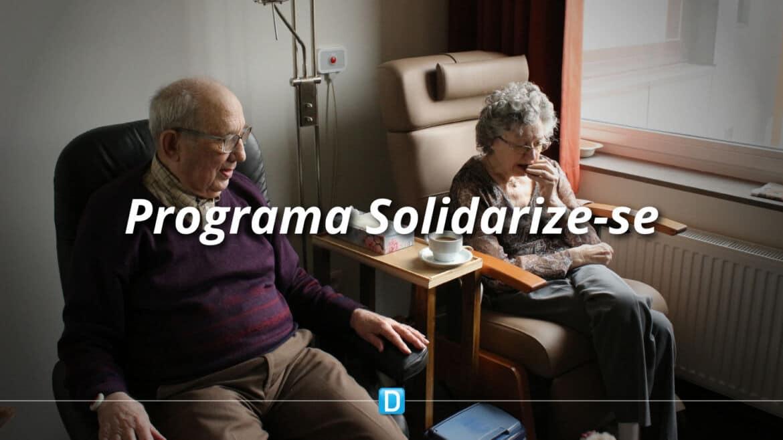 Solidarize-se: Ações do programa já somam R$165 mi em investimentos no bem-estar da população idosa