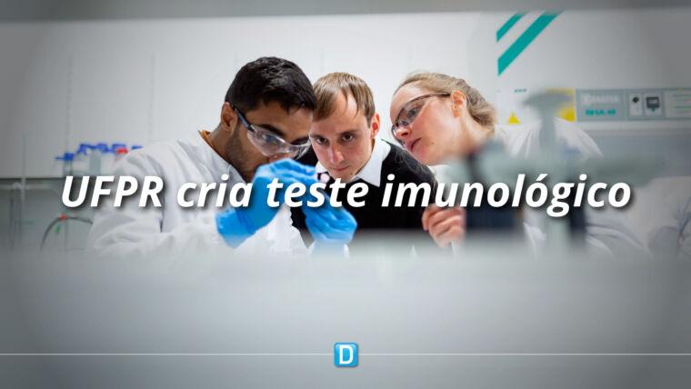 UFPR cria teste imunológico rápido e preciso