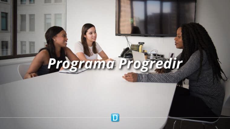 Programa Progredir oferece mais de 14 mil vagas de emprego