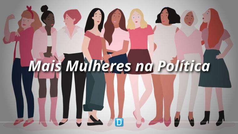 Mais Mulheres na Política abre 50 mil vagas para capacitação de candidatas às Eleições 2020